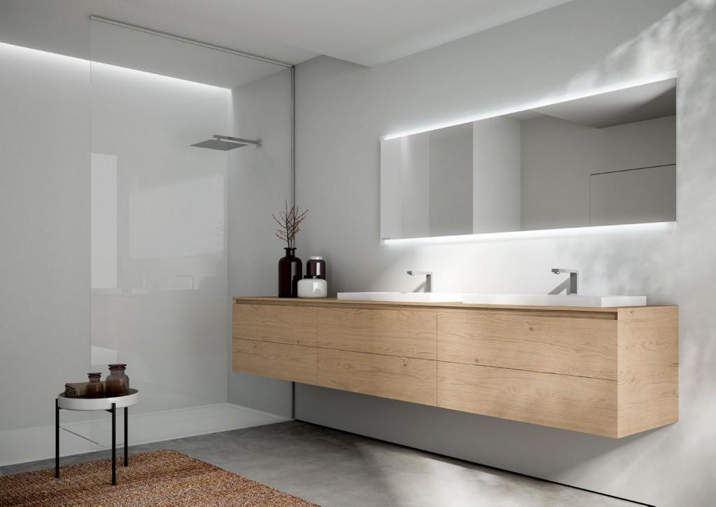 ideagroup mobiliario baño. Modelo cubik